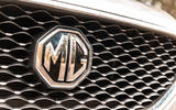 MG ZS 2019 long-term review - front grille
