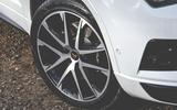 Cupra Ateca 2019 long-term review - alloy wheels