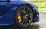 McLaren 720S 2019 long-term review - alloy wheels