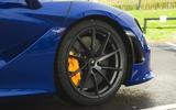 McLaren 720S 2019 long-term review - alloy wheels