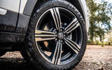 MG ZS 2019 long-term review - alloy wheels