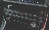 Jaguar XE 2019 long-term review - climate controls