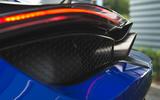 McLaren 720S 2019 long-term review - rear lights