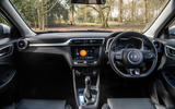 MG ZS 2019 long-term review - cabin