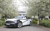 Infiniti's BMW 5-series rival driven