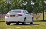 Infiniti M30d from £36,750