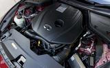 2.0-litre petrol Infiniti Q50 engine