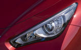 Infiniti Q50 headlights