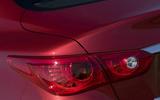 Infiniti Q50 rear lights