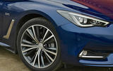 19in Infiniti Q60 alloy wheels