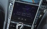 Infiniti Q60 second screen