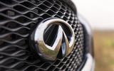 Infiniti Q70 front grille
