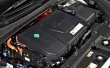 Hyundai ix35 hydrogen engine bay