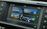 Jaguar InControl infotainment