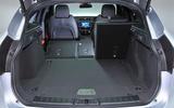 Jaguar F-Pace boot space