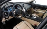 Tweaked Jaguar XJ unveiled