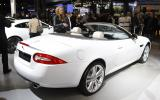 New York motor show: new Jaguar XK