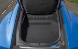 Jaguar F-Type 2.0 boot space
