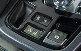 Jaguar F-Type 2.0 electronic parking brake