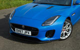 Jaguar F-Type 2.0 front end