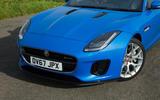 Jaguar F-Type 2.0 front end