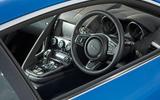 Jaguar F-Type 2.0 interior