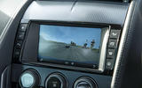 Jaguar F-Type 2.0 reversing camera