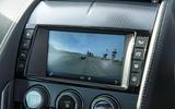 Jaguar F-Type 2.0 reversing camera