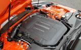 Best driver's cars 2013: Jaguar F-type