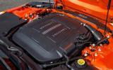 5.0-litre V8 Jaguar F-type engine