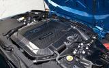 5.0-litre V8 Jaguar Project 7 engine