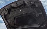Jaguar XE SV Project 8 2018 road test review bonnet lid