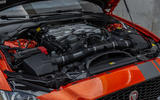 Jaguar XE SV Project 8 2018 road test review engine