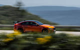 Jaguar XE SV Project 8 2018 road test review road right