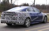 Jaguar XFR facelift - first pics