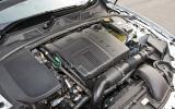 2.2-litre Jaguar XF diesel engine