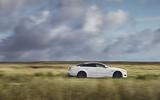 Jaguar XJR side profile