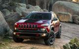 New York motor show: Jeep Cherokee