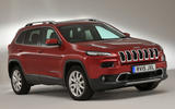 2.5 star Jeep Cherokee
