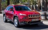 New diesel Jeep Cherokee