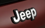 Jeep Cherokee badging