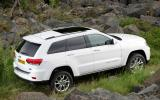 Facelifted Jeep Grand Cherokee details revealed