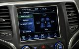 Jeep Grand Cherokee infotainment