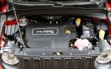 Jeep Renegade turbodiesel engine