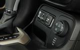 Jeep Renegade four-wheel drive modes