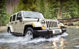 Paris motor show: Jeep Wrangler