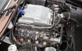 6.2-litre V8 Jensen Interceptor R Supercharged engine