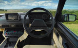 JIA Chieftain Range Rover dashboard