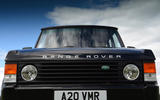 JIA Chieftain Range Rover front end