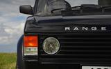JIA Chieftain Range Rover headlights